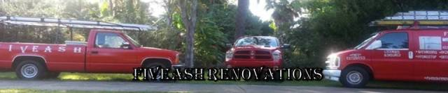 Fiveash Renovations Logo