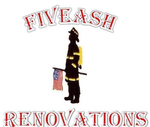 Fiveash Renovations 2011 Logo