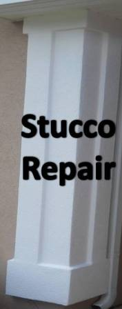 Stucco repair
