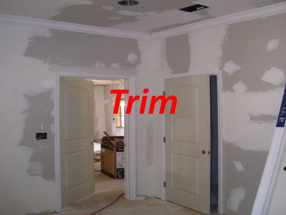 Trim Installer, Crown, base, casing, doors, stair casin