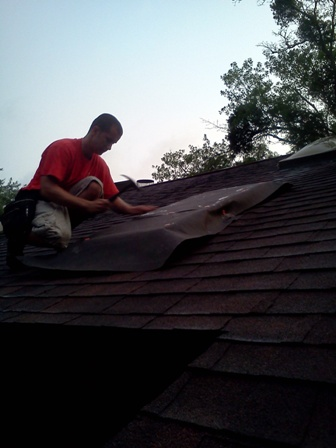 Emergency Roof repair St. Simons Island